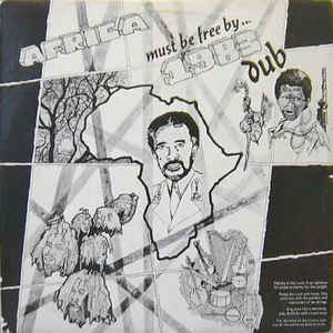 Augustus Pablo 'Africa Must Be Free By 1983 Dub' LP