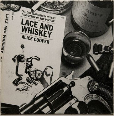 Alice Cooper 'Lace and Whiskey' LP