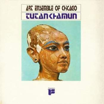 Art Ensemble Of Chicago 'Tutankhamun' LP