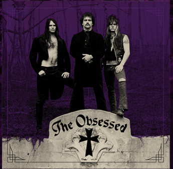 The Obsessed 'The Obsessed' LP