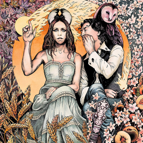 Gillian Welch 'The Harrow and The Harvest' LP