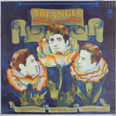 Beau Brummels 'Triangle' LP