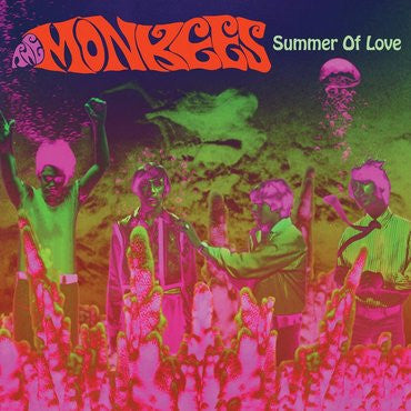 The Monkees 'Summer Of Love' LP