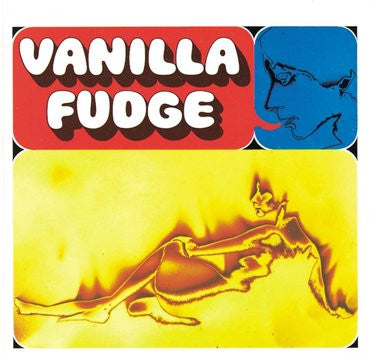Vanilla Fudge 'Vanilla Fudge' LP