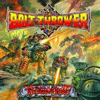Bolt Thrower 'Realm Of Chaos' LP