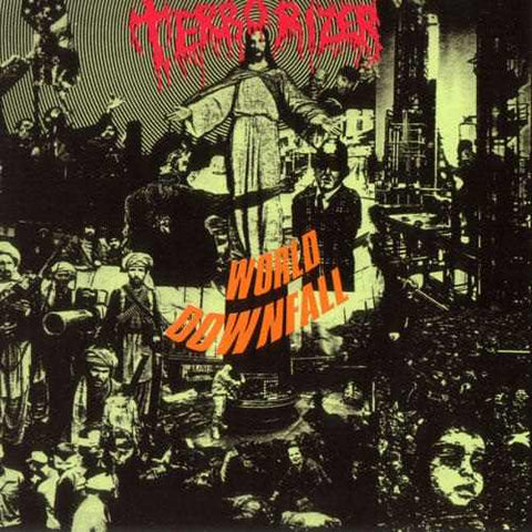 Terrorizer 'World Downfall' LP