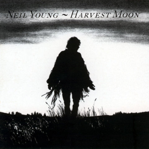 Neil Young 'Harvest Moon' 2xLP
