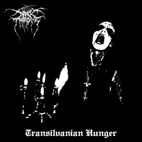 Darkthrone 'Transilvanian Hunger' LP