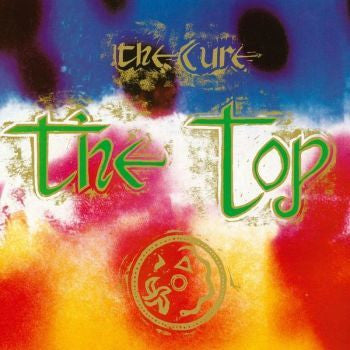 The Cure 'The Top' LP