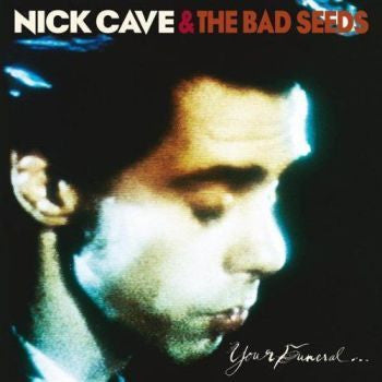 Nick Cave & The Bad Seeds 'Your Funeral... My Trial' 2xLP