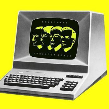 Kraftwerk 'Computer World' LP