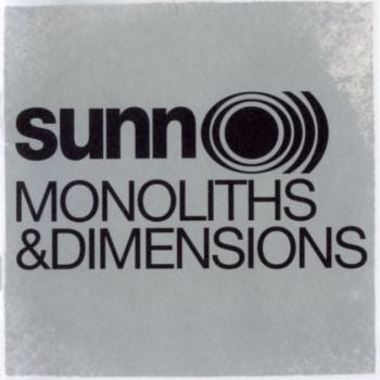Sunn O))) 'Monoliths and Dimensions' 2xLP