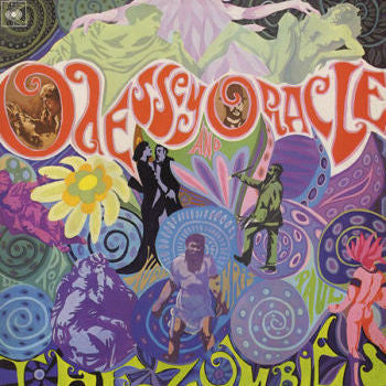 The Zombies 'Odessey An Oracle' LP (Stereo)