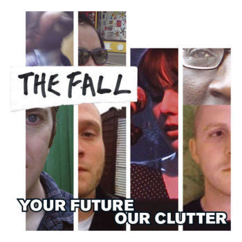 The Fall 'Your Future Our Clutter' 2xLP