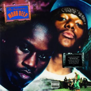 Mobb Deep 'The Infamous' 2xLP