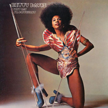Betty Davis 'They Say I'm Different' LP
