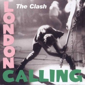The Clash 'London Calling (Special Sleeve)' 2xLP