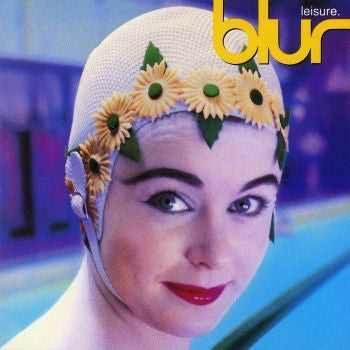 Blur 'Leisure' LP (25th Anniversary Turquoise Vinyl)