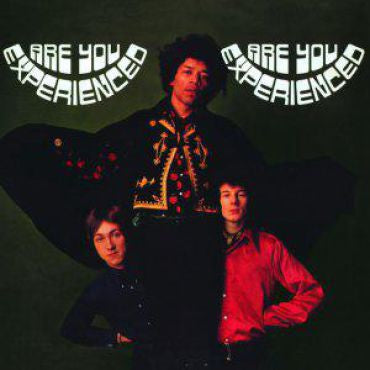 The Jimi Hendrix Experience 'Are You Experienced' 2xLP