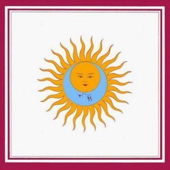 King Crimson 'Larks' Tongue In Aspic' LP
