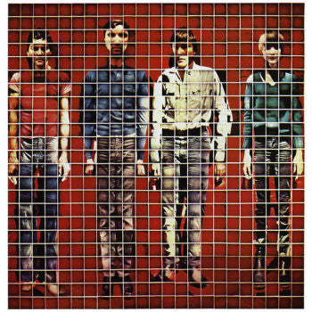 Talking Heads 'More Songs About Buildings and Food' LP (Red Vinyl)