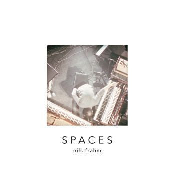 Nils Frahm 'Spaces' 2xLP