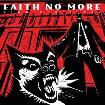 Faith No More 'King For A Day, Fool For A Lifetime' 2xLP