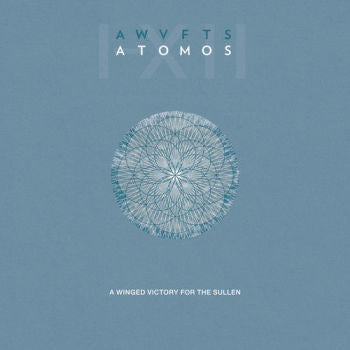 A Winged Victory For The Sullen 'Atomos' 2xLP