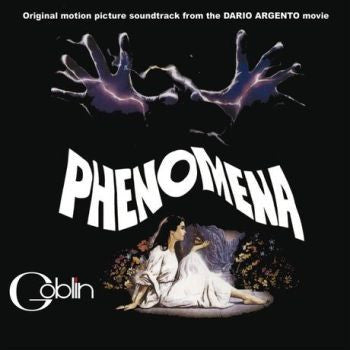 Goblin / Simonetti / Pignatelli 'Phenomena' LP