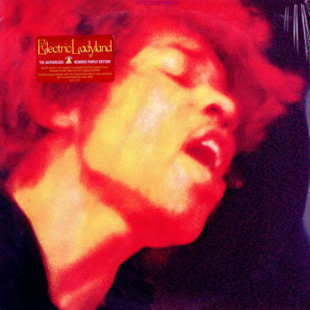 The Jimi Hendrix Experience 'Electric Ladyland' 2xLP