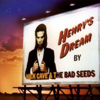 Nick Cave & The Bad Seeds 'Henry's Dream' LP