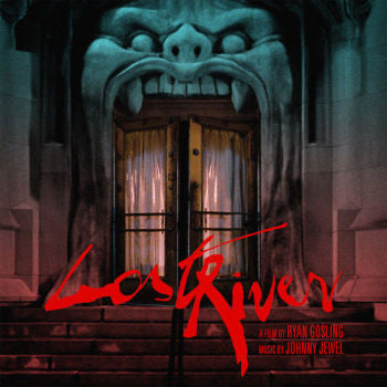 Johnny Jewel 'Lost River Soundtrack' 3xLP