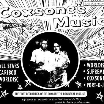 Various 'Coxsone's Music: The First Recordings Of Sir Coxsone The Downbeat 1960-63'