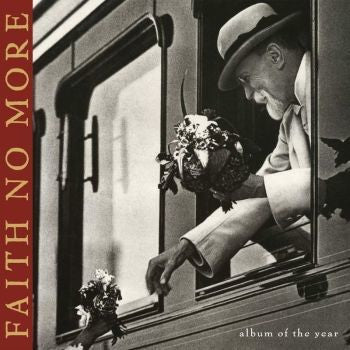 Faith No More 'Album Of The Year' 2xLP