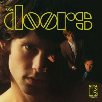 The Doors 's/t' LP 180 Gram Mono Reissue