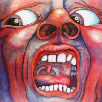 King Crimson 'In The Court of The Crimson King' LP