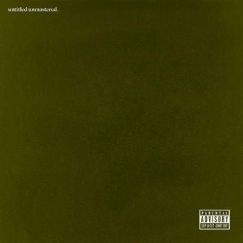 Kendrick Lamar 'Untitled Unmastered' LP
