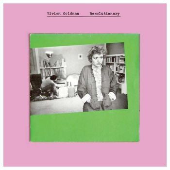 Vivien Goldman 'Resolutionary (Songs 1979-1982)' LP