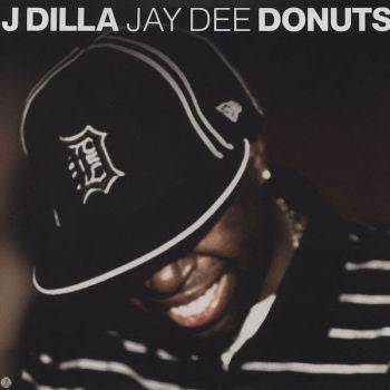 J Dilla 'Donuts' 2xLP (Picture Sleeve Edition)