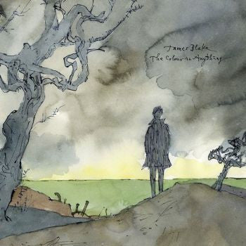 James Blake 'The Colour In Anything' 2xLP