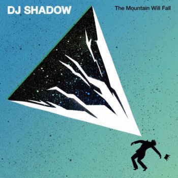 Dj Shadow 'The Mountain Will Fall' 2xLP