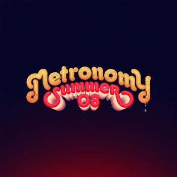 Metronomy 'Summer 08' LP + CD