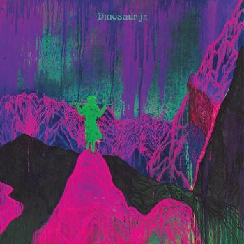 Dinosaur Jr 'Give a Glimpse of What Yer Not' LP