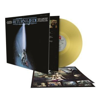 John Williams 'Star Wars: Episode VI - Return of the Jedi' LP