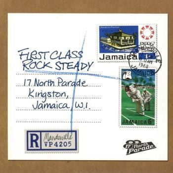 Various Artists 'First Class Rocksteady' 2xLP
