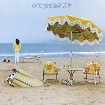 Neil Young 'On The Beach' LP
