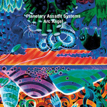 Planetary Assault Systems 'Arc Angel' 3xLP