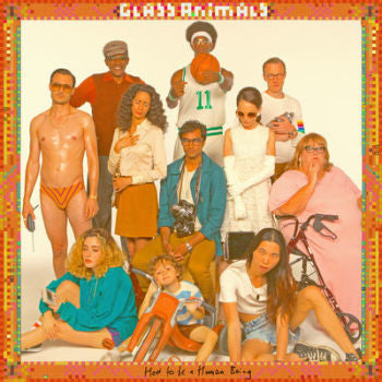 Glass Animals 'How To Be A Human Being' LP / Limited 2xLP