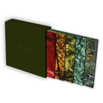 Gas 'Box' Deluxe Vinyl Box Set