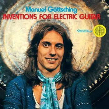 Manuel Gottsching 'Inventions For Electric Guitar' LP